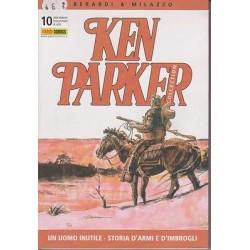 Ken Parker nr. 10/2004- Un uomo inutile, Storia d'armi e d'imbrogli (ottimo)