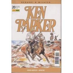 Ken Parker nr. 20/2004- Odio antico, Apache (ottimo)