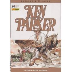 Ken Parker nr. 24/2005- La verità, Razza selvaggia (ottimo)