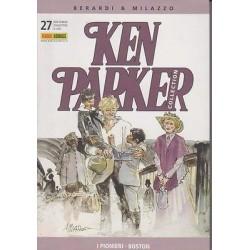 Ken Parker nr. 27/2005- I pioneri, Boston (ottimo)