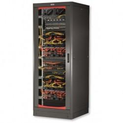 Armadio Rack 19'' 600x600 27 Unita' Nero