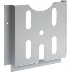 Tasca Porta-Documenti in Plastica Grigio per armadi Rack