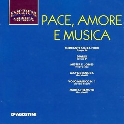 Emozioni in Musica (De Agostini IT  971/72) - PACE, AMORE E MUSICA