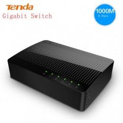 Switch 5 porte Gigabit Ethernet Desktop Tenda SG105