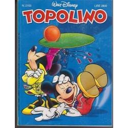 Topolino n. 2103 Anno 1996