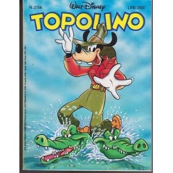 Topolino n. 2106 Anno 1996