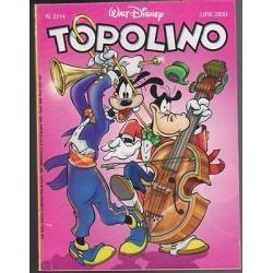 Topolino n. 2114 Anno 1996