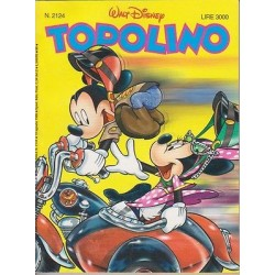 Topolino n. 2124 Anno 1996