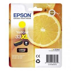 CARTUCCIA ORIGINALE EPSON T3364 GIALLO 33 XL Arancia C13T33644010 8,9 ml.