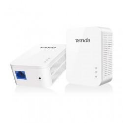 Powerline Kit 2 Adattatori fino a 1Gbps + 1LAN 1GBbps Tenda PH3