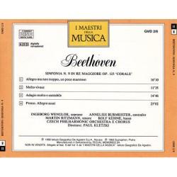 Beethoven - Sinfonia N. 9 In Re Minore Op. 125 'Corale'