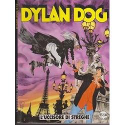 DYLAN DOG NR.213 (2004) L'UCCISORE DI STREGHE, (Ottimo)