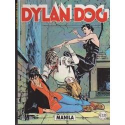 DYLAN DOG NR.214 (2004) MANILA, (Ottimo)