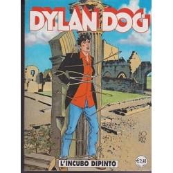 DYLAN DOG NR.218 (2004) L'INCUBO DIPINTO, (Ottimo)