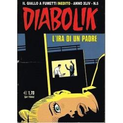 DIABOLIK (2005) Nr. 5 - L'ira di un padre