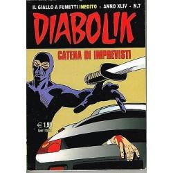 DIABOLIK (2005) Nr. 7 - Catena di imprevisti