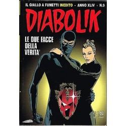 DIABOLIK (2005) Nr. 9 - Le due facce della verità