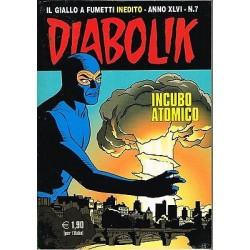 DIABOLIK (2007) Nr. 7 - Incubo atomico