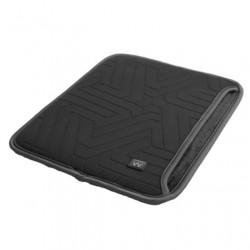 "Custodia protettiva x Tablet e iPad Air / iPad 2, 3, 4 fino a 9.7"" Pollici, Grigio"