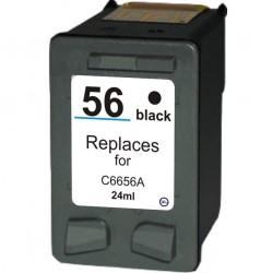 CARTUCCIA COMPATIBILE HP 56 NERO