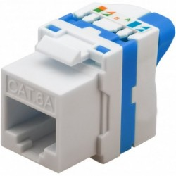 Frutto Keystone RJ45 Cat.6A UTP Tooless