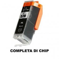 CARTUCCIA COMPATIBILE CANON PGI-570BK XL NERO