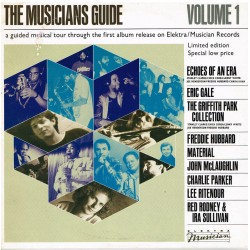 Vari - THE MUSICIANS GUIDE vol.1 Fusion Jazz (GER 1982 ELEKTRA MUS K 52367) Compilation