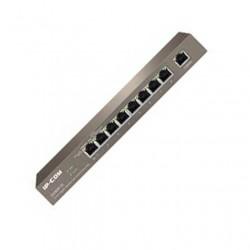 Switch 9-Port Gigabit Unmanaged 8 PoE IP-COM G1009P-EI