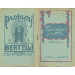 Biblioteca Bertelli - Florilegio Poetico parte 3a - Pubblicitàrio, Venus