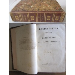 Enciclopedia Italiana e Dizionario della conversazione, Vol. 2 (AM-AS) - 1838