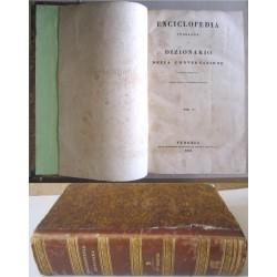 Enciclopedia Italiana e Dizionario della conversazione, Vol. 5 (C-CAZOTTE) - 1842