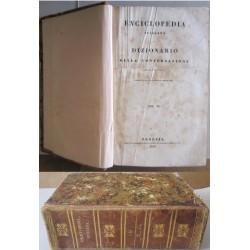 Enciclopedia Italiana e Dizionario della conversazione, Vol. 6 (1843) ed. Tasso