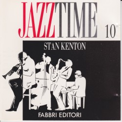 CD JAZZ TIME -  STAN KENTON (1989)