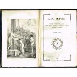 Lirici Moderni (1833) Tipografia della Sibilla, Napoli