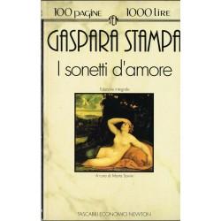 100 pagine 1000 lire - Gaspara Stampa, I Sonetti d'amore - Tascabili Economici Newton