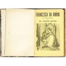Francesca da Rimini (1890) ed. Salani - Firenze