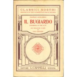 Carlo Goldoni, Il Bugiardo (1925) Classici Nostri, ed. Cappelli