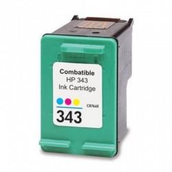 CARTUCCIA COMPATIBILE  HP 343 COLORE C8766EE 330 PAGINE