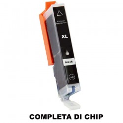 CARTUCCIA COMPATIBILE CANON CLI-551BK XL NERO