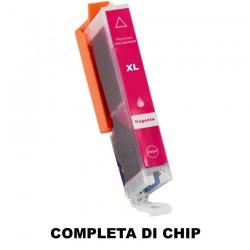 CARTUCCIA COMPATIBILE CANON CLI-551M XL MAGENTA