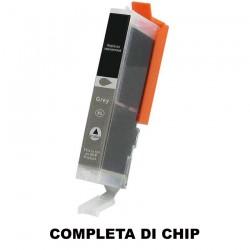 CARTUCCIA COMPATIBILE CANON CLI-551GY XL GRIGIO