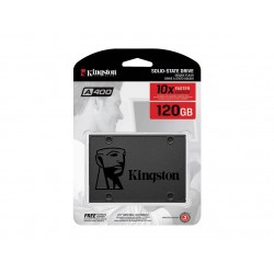 "SSD KINGSTON SA400S37A/120G 2.5"" 120GB SATA3"