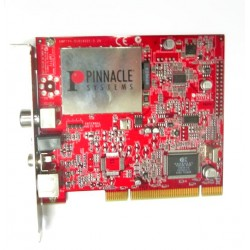 Scheda PCI acquisizione video Pinnacle PV TV Pro + manuale e driver