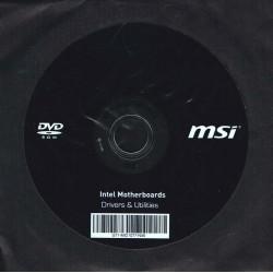 DRIVER DVD x scheda madre main board MSI B250-PRO series (N56)