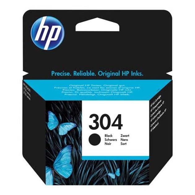 CARTUCCIA ORIGINALE HP 304 NERO 4 ml.