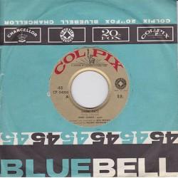 """JAMES (JIMMI) DARREN - Angel Face / I don't wanna lose ya (1959) 45 giri 7"""""""