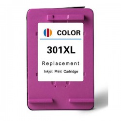 CARTUCCIA COMPATIBILE HP 301 XL Colore 330 pagine