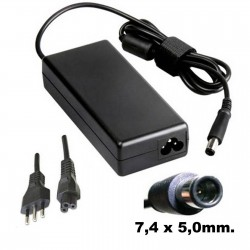 Alimentatore caricabatteria x Notebook DELL 19.5V 4.62A fino a 90W SPINOTTO 7.4x5,0 mm.