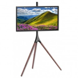 Supporto a Pavimento per TV LCD/LED/Plasma 45-65'' stile cavalletto