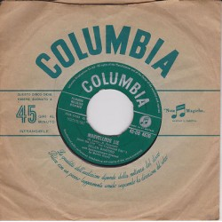 """HELEN SHAPIRO - MARVELLOUS LIE (dal film The Frightened City ) / You don't know (UK 1961) 45 giri 7"""""""